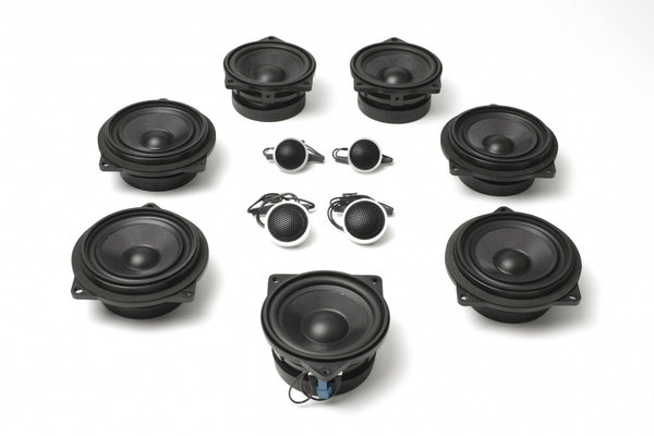 Bavsound Stage One Premium Speaker Upgrade Kit For Bmw 3