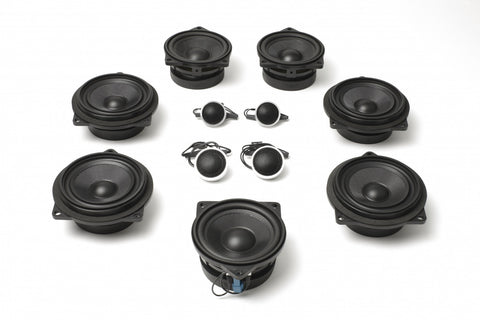 Bavsound Stage One Premium Speaker Upgrade Kit for BMW 3 Series (E90/92/93)