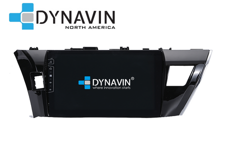 NEW! Dynavin X Series TY003x PRO Radio Navigation System for Toyota Corolla 2014-2016 - SHIPS IN 1-2 WEEKS