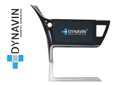 NEW! Dynavin X Series TY004x PRO Radio Navigation System for Toyota Corolla 2017+ - SHIPS IN 1-2 WEEKS