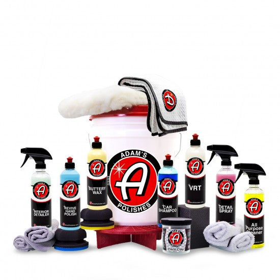 Adam's Essentials Detail Kit
