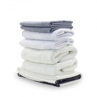 Adam's Microfiber Towel Bundle