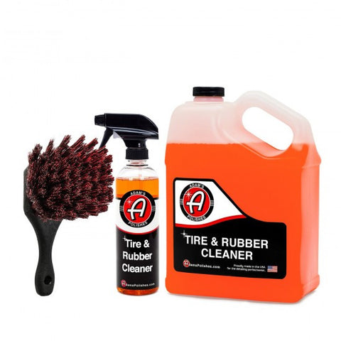 Adam's Tire & Rubber Cleaner Collection