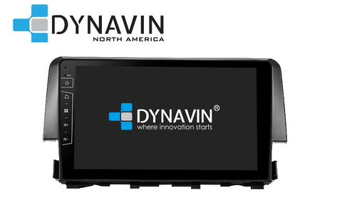 NEW! Dynavin X Series HD003ix PRO Radio Navigation System for Honda Civic 2016+