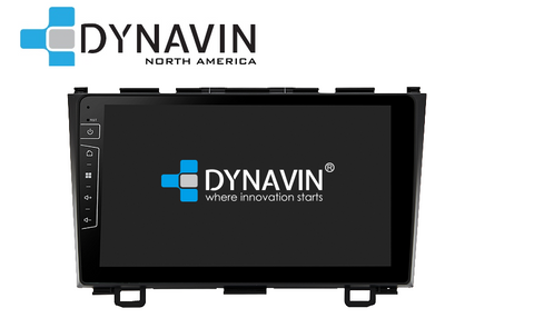 NEW! Dynavin X Series HD004ix PRO Radio Navigation System for Honda CR-V 2007-2011 - SHIPS IN 1-2 WEEKS