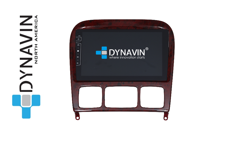 Dynavin X Series MB003iX PRO Radio Navigation System for Mercedes S and CL Class 1999-2007