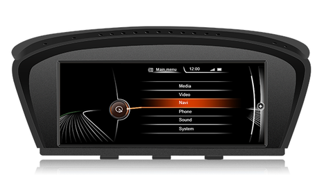 Dynavin N6-E60+ Radio Navigation System, for BMW 5 Series 2004-2009 with iDrive- SHIPS WITHIN 2 WEEKS