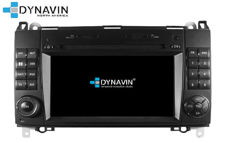 NEW! Dynavin N7-MBA PRO Radio Navigation System for Mercedes Sprinter II/A Class/B Class