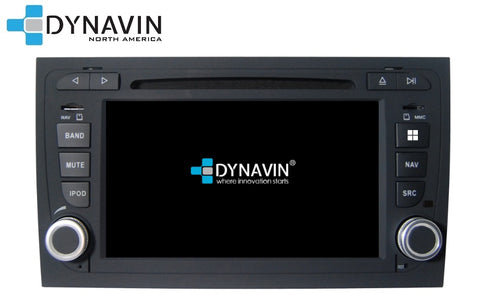 NEW! Dynavin N7-A4 PRO Radio Navigation System for Audi A4 B6/B7 2002-2009