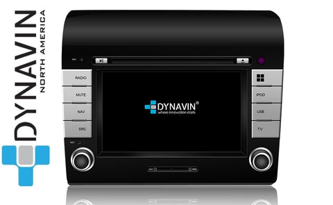 Dynavin N7-DC Radio Navigation System, for Dodge ProMaster 2014+