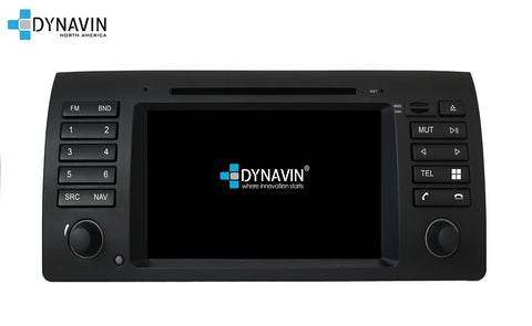 NEW! Dynavin N7-E53 PRO Radio Navigation System for BMW X5 1999-2006 - SHIPS WITHIN 1 WEEK
