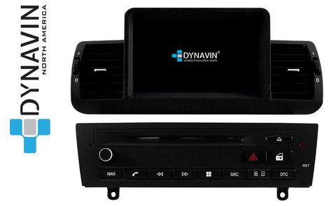 NEW! Dynavin N7-E8X PRO Radio Navigation System for BMW 1 Series 2004-2014