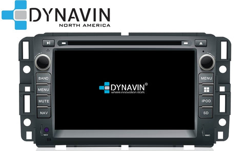 [OPEN BOX] Dynavin N7-GM2007 PRO Radio Navigation System for Chevrolet and GMC SUVS/TRUCKS 2007-2013