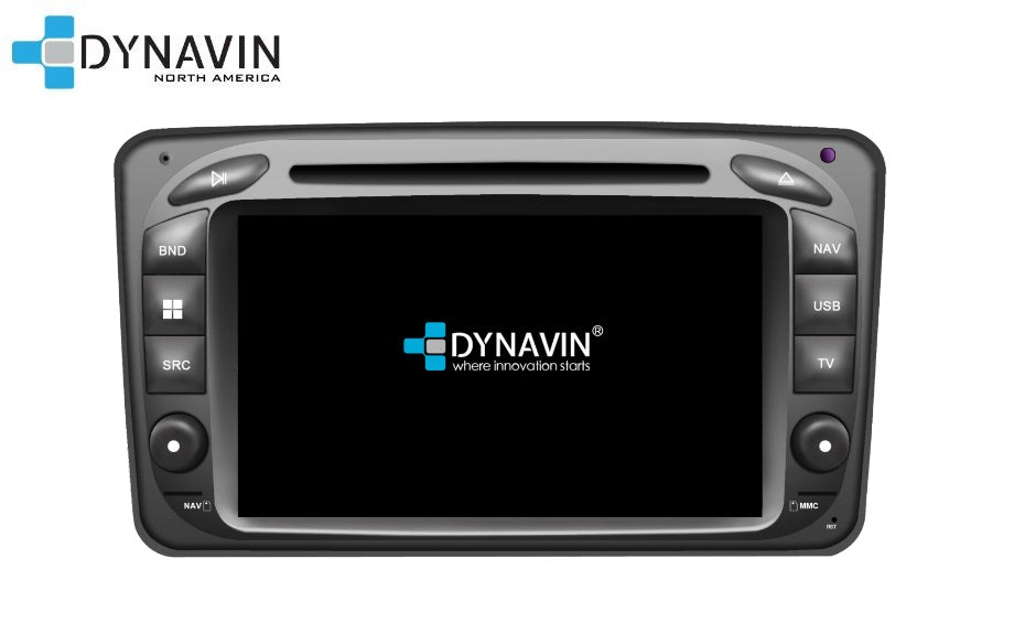 *PREORDER NOW* Dynavin N7-MC2000 PRO Radio Navigation System for Mercedes C Class and CLK
