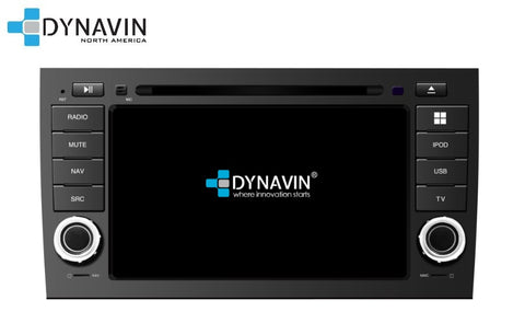 NEW! Dynavin N7-PC PRO Radio Navigation System for Porsche Cayenne 2003-2010 + MOST adapter - SHIPS IN ABOUT 2 WEEKS