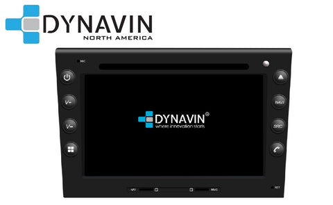NEW! Dynavin N7-PS PRO Radio Navigation System, for Porsche '05-'12 Boxster/Cayman/Carrera/911 + MOST Adapter - SHIPS IN ABOUT 3 WEEKS