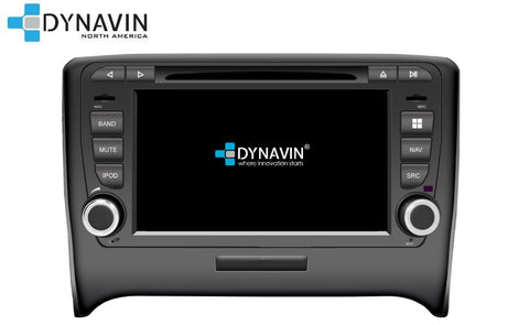 Dynavin N7-TT Radio Navigation System, for Audi TT 2006-2013