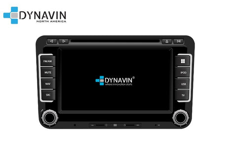 NEW! Dynavin N7-V7 PRO Radio Navigation System for VW Beetle, Golf, Jetta, Passat, Tiguan - SHIPS WITHIN 2 WEEKS