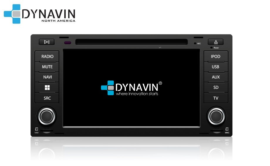 *PREORDER NOW* Dynavin N7-VWTG PRO Radio Navigation System for VW Touareg 2003-2009