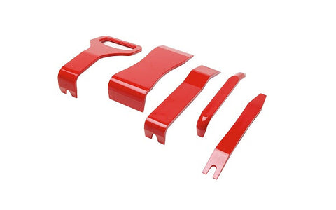 Dash Trim Removal Tool Set, 5 Piece