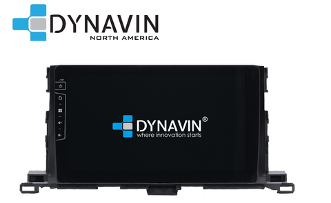 NEW! Dynavin X Series TY006x PRO Radio Navigation System for Toyota Highlander 2015-2017