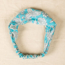 Load image into Gallery viewer, FABRIC HAIRBAND - LIGHT BLUE