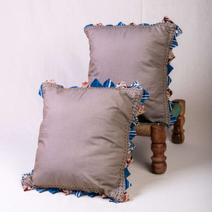 Jhandi Cushion Covers (Set of 2)