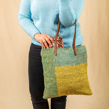 Load image into Gallery viewer, Shagun Crochet Tote