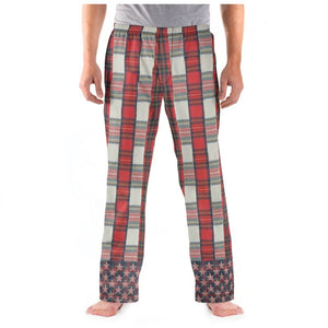 Pajama Bottoms Men (Scottish)