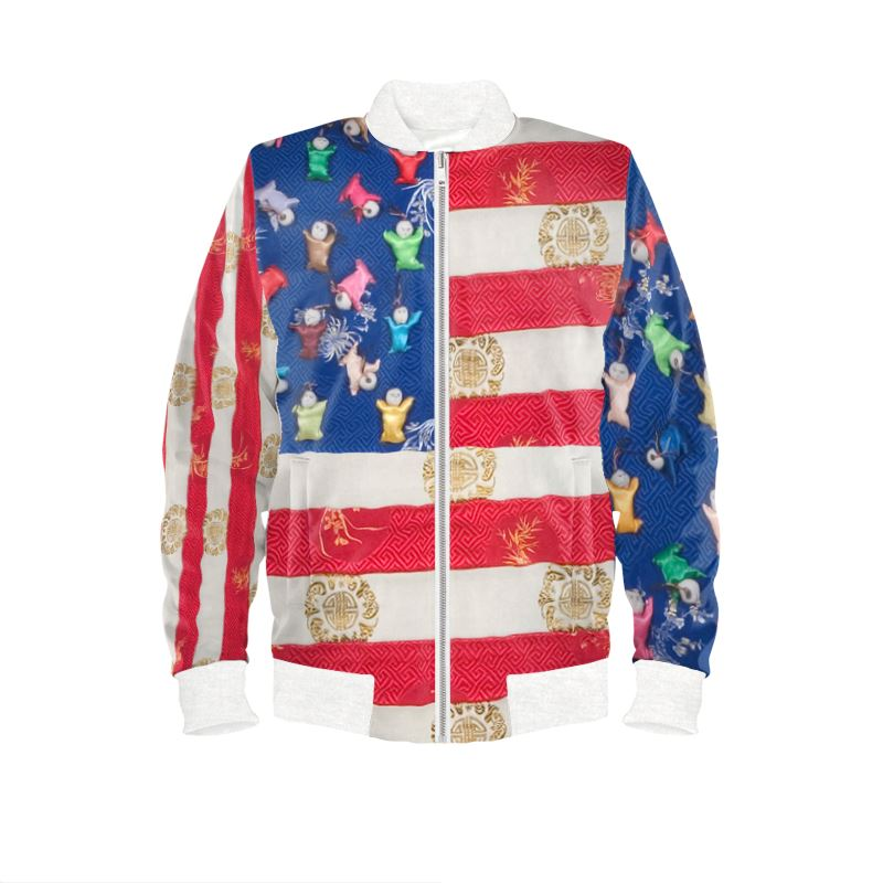 Bomber Jacket Mens (Chinese)