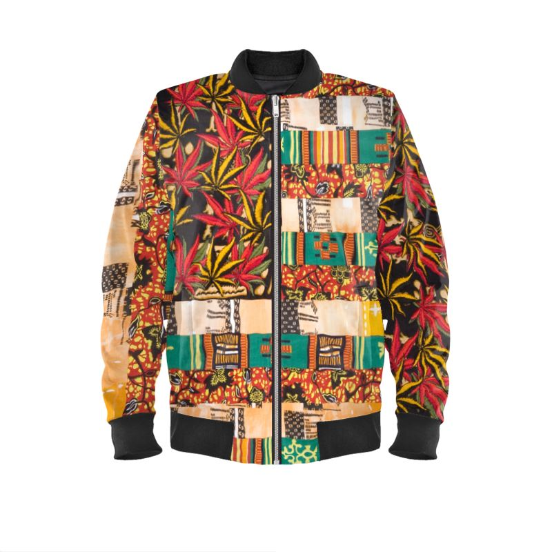 Bomber Jacket Mens (Jamaican)