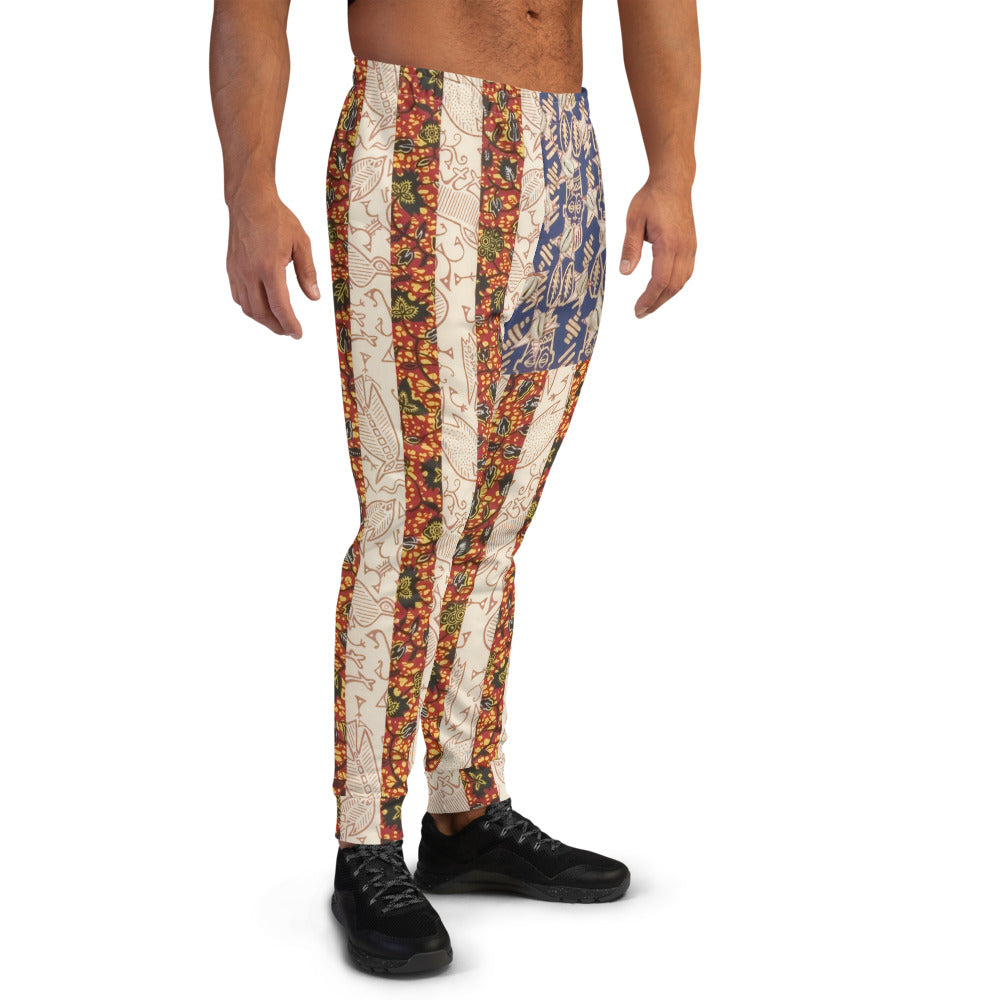 Joggers Men (Afrocentric)