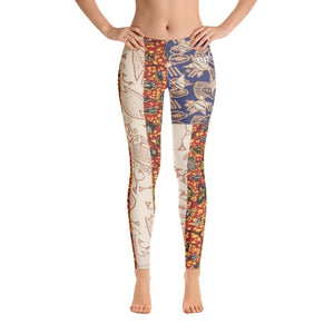 Leggings Women (Afrocentric)