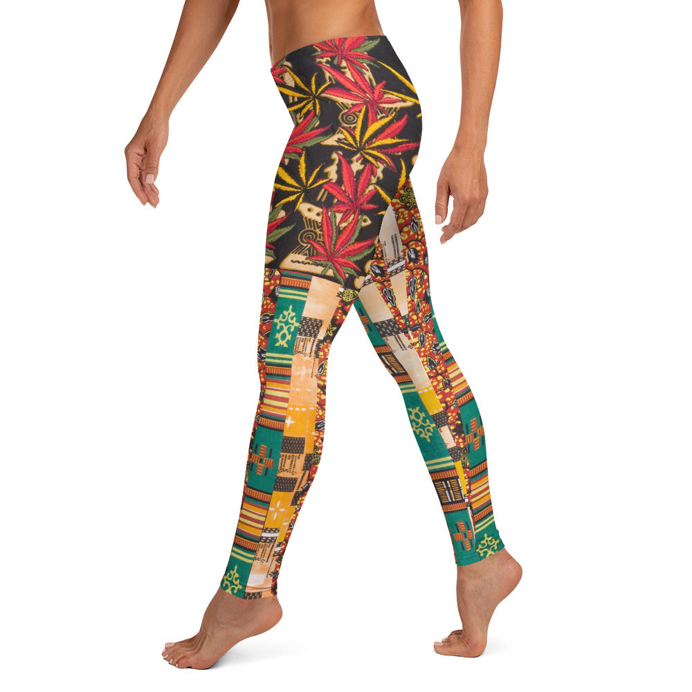 Leggings Women (Jamaican)