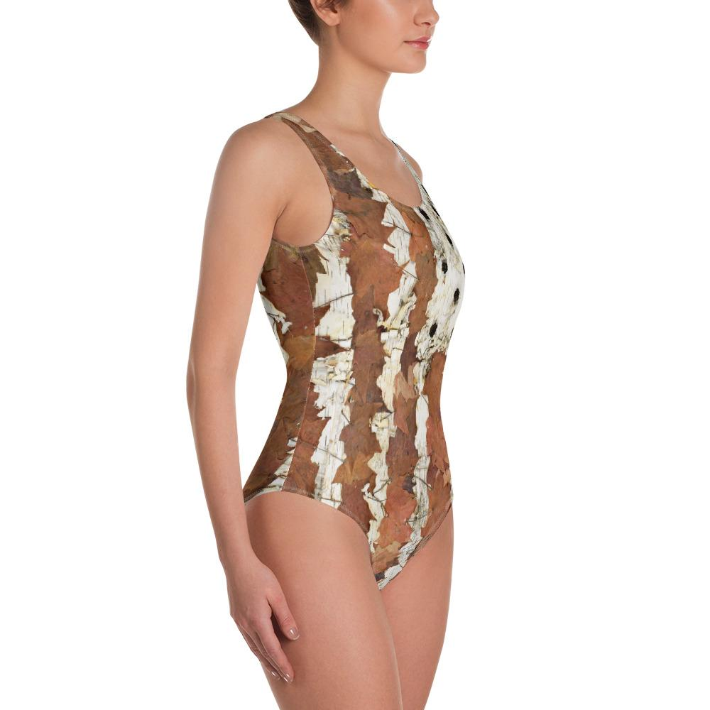Swimsuit Women One-Piece (Canadian)