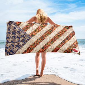 Beach Towel (African)