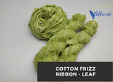 Cotton Frizz Ribbon - Leaf