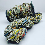 Recycled Newspaper Yarn - silk_routeindia