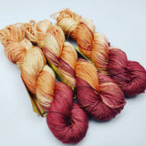 Alia Silk Yarn- RBYG, Alia Silk, Alia Silk Yarn, Alia Yarn, Mulberry Silk, Mulberry Silk Yarn, Mulberry Yarn, Socks Yarn, Sweater yarn, Yarn for knitting, Knitting Yarn, Crochet Yarn, Weaving Yarn, DIG yarn | SILKROUTEINDIA