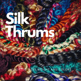 Colorful Silk Thrums - silkrouteindia