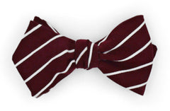 Oxblood Stripe