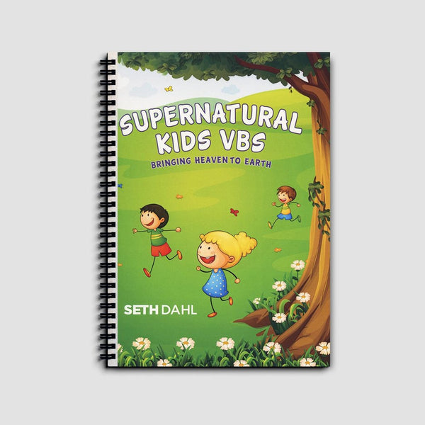 Supernatural Kids VBS (PDF Kit)