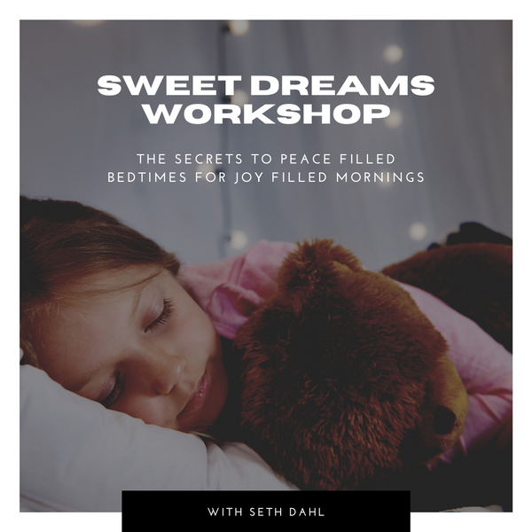 Sweet Dreams Workshop with Seth Dahl