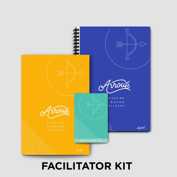 Arrows: Releasing Kingdom Children Small Group Facilitator Kit (PDF + Videos)