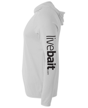 Load image into Gallery viewer, Bunker Long Sleeve </br>Hood - LiveBait.com