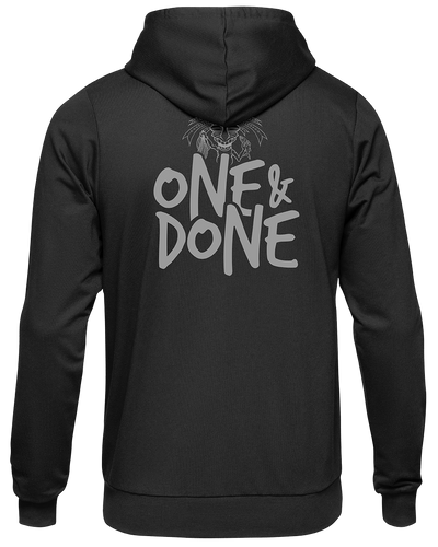 One & Done Hoodie