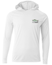 Load image into Gallery viewer, Threadfin Herring Long Sleeve Hoodie - LiveBait.com