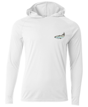 Load image into Gallery viewer, Mullet Long Sleeve </br>Hood - LiveBait.com