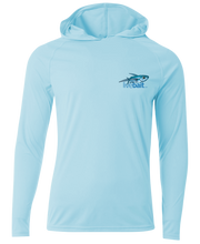 Load image into Gallery viewer, Flying Fish Youth Long Sleeve Hood - LiveBait.com