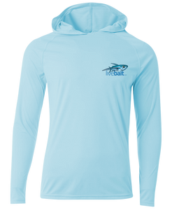 Flying Fish Youth Long Sleeve Hood - LiveBait.com
